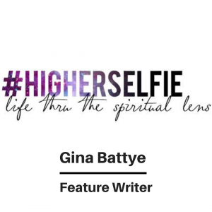 HigherSelfie Feature Writer Gina Battye