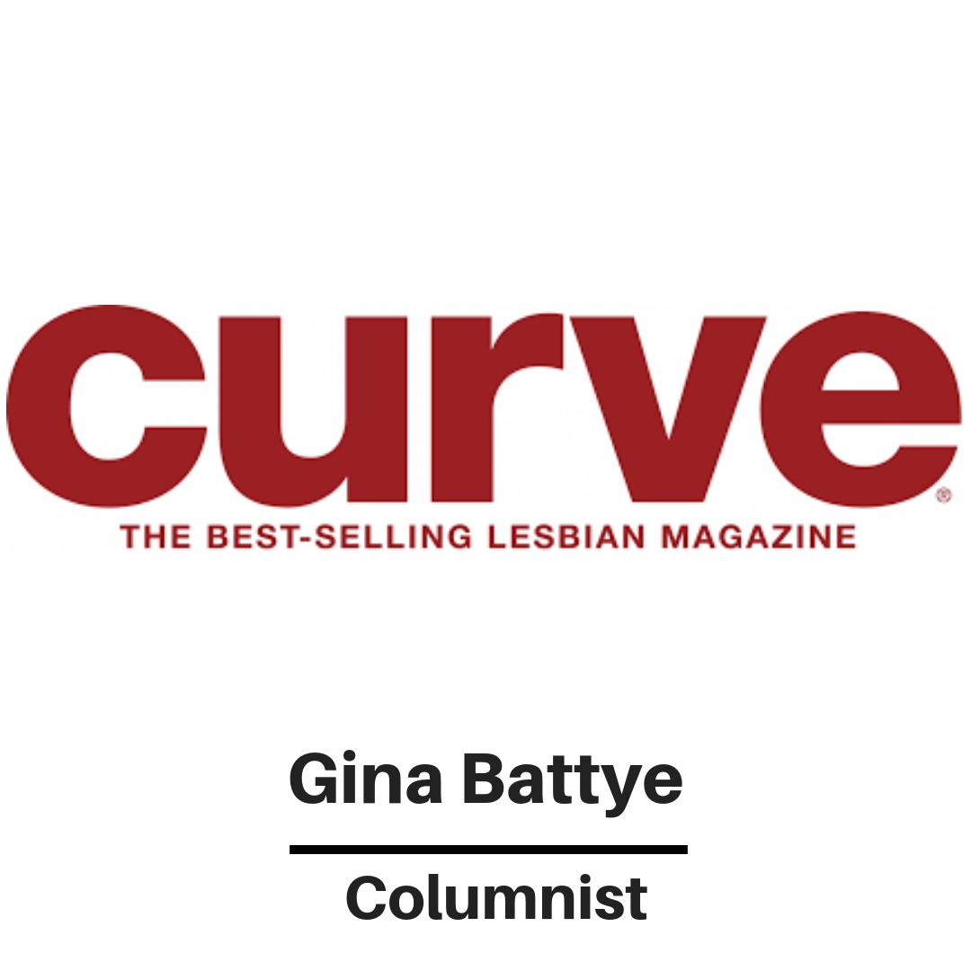Curve Magazine - Columnist Gina Battye