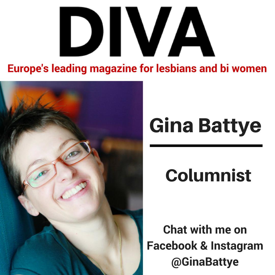 Regular Columnist for Diva Magazine