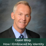 Guest Blog - How I Embraced My Identity