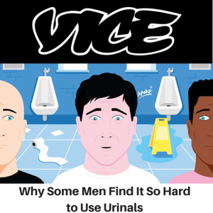 Vice - Why Some Men Find It So Hard to Use Urinals - Gina Battye