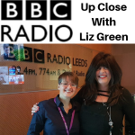BBC Radio Interview - Up Close with Liz Green and Gina Battye