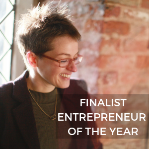 Finalist - Entrepreneur of the Year - Gina Battye
