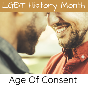 Age of Consent - LGBT History Month: Gina Battye