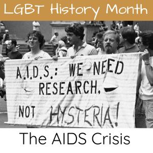 The Aids Crisis - LGBT History Month: Gina Battye