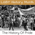 The History Of Pride - LGBT History Month: Gina Battye