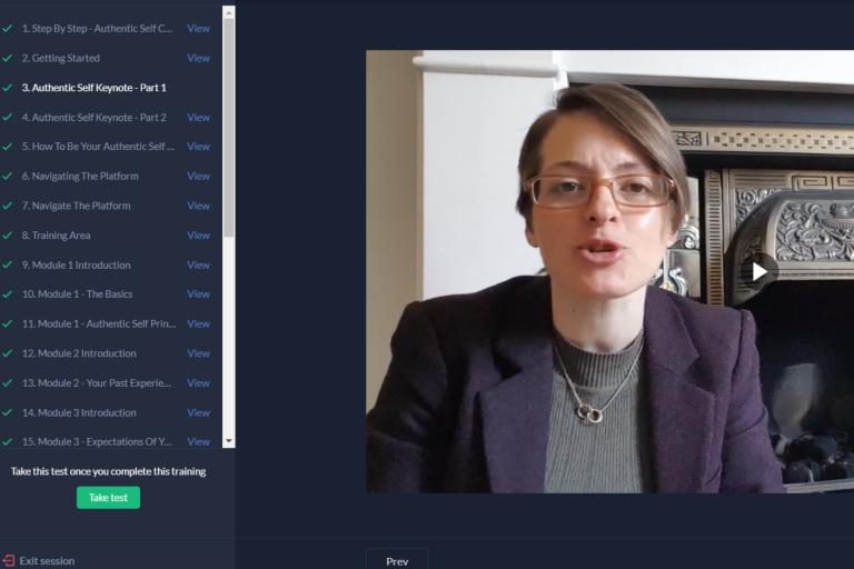 E-Learning by Gina Battye: LGBT, Psychological Safety
