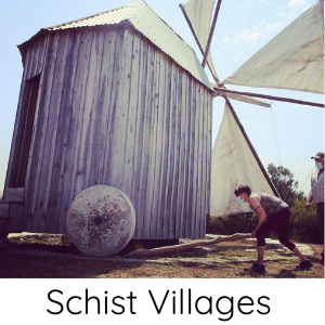 Review of Schist Villages, Central Region, Portugal - by Gina Battye